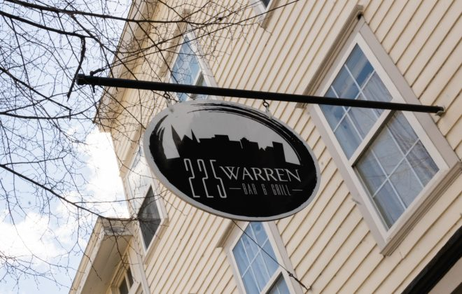 Hudson NY 225 Warren Bar and Grill