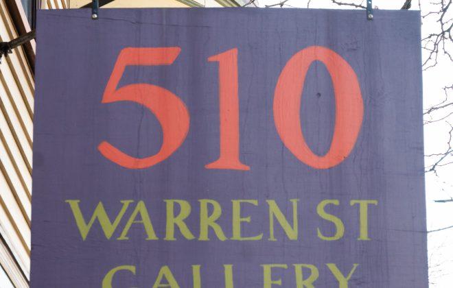 Hudson NY 510 Warren St Gallery