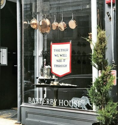 Batterby House- Hudson, NY