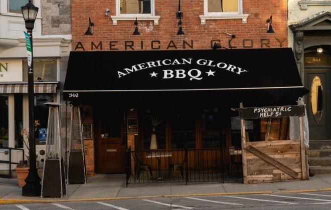 American Glory- Hudson, NY