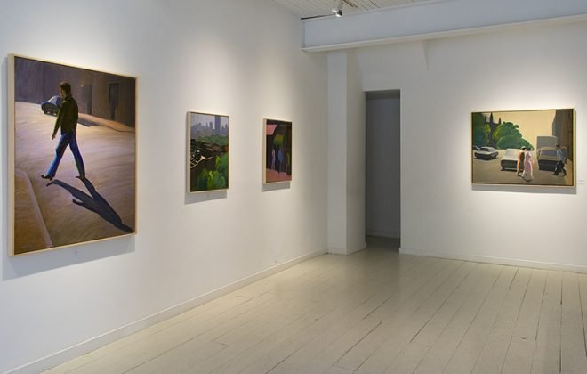 Carrie Haddad Gallery- Hudson, NY