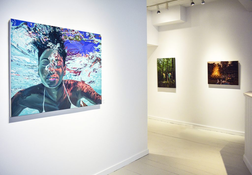 Hudson NY- Carrie Haddad Gallery