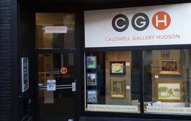 Caldwell Gallery- Hudson, NY