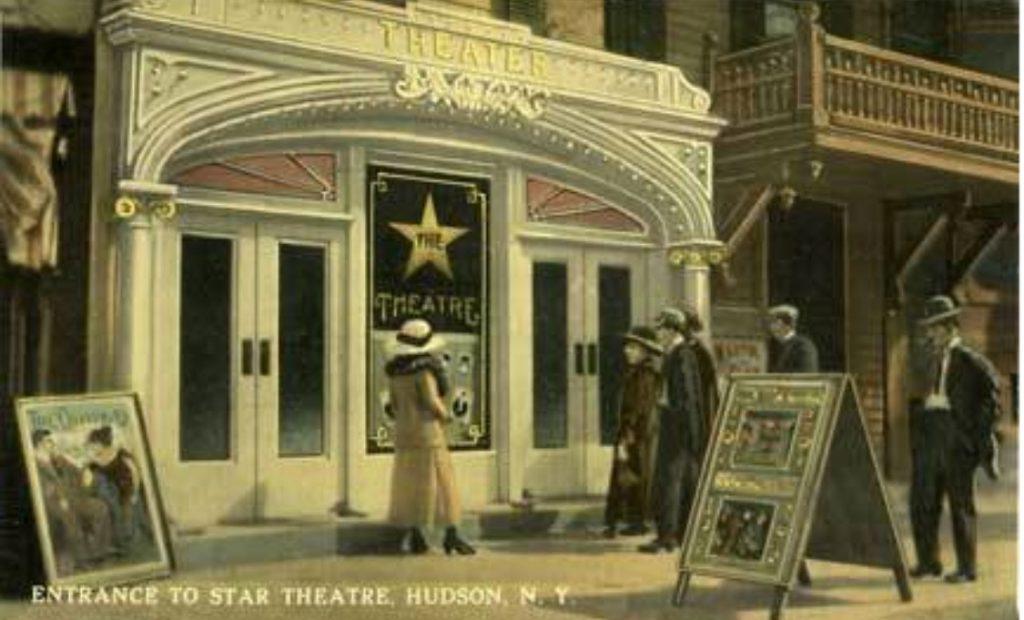 Star Theater— Hudson, NY