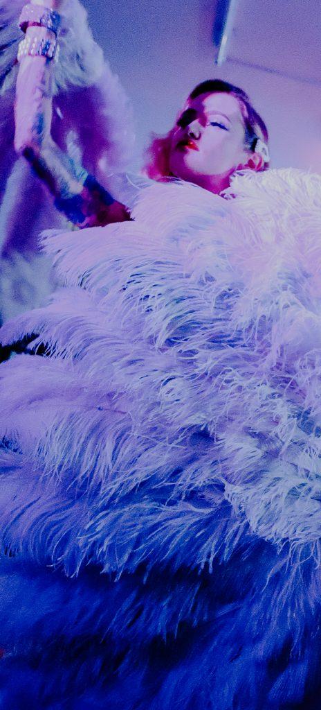 New Divine Feminine— Burlesque Performance- Hudson, NY
