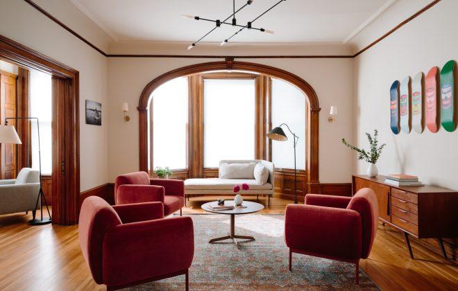 Amelia Hotel- Hudson, NY