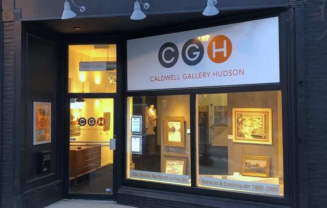 Caldwell Gallery Hudson- Hudson, NY